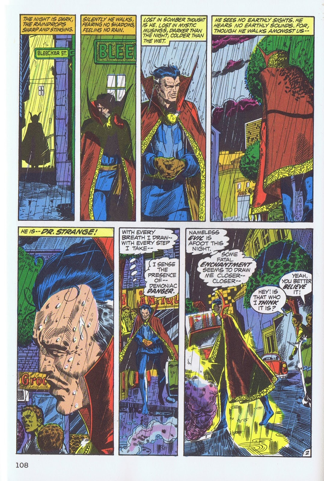 Doctor Strange: Master of the Mystic Arts issue TPB - Page 102