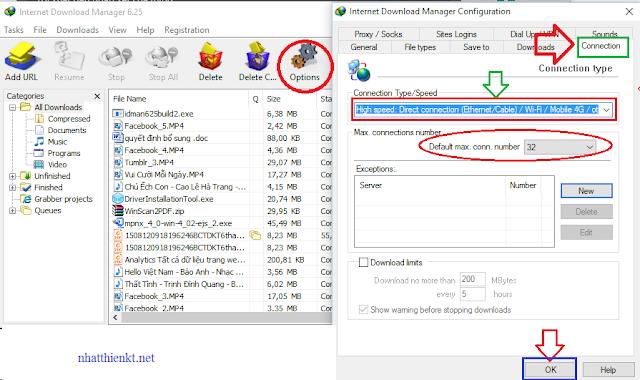 cập nhật IDM Internet download manager tháng 11/2015 - siêu tốc download
