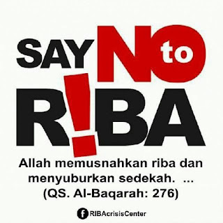 Say no to Riba