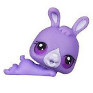 Littlest Pet Shop Mommy and Baby Rabbit (#3592) Pet
