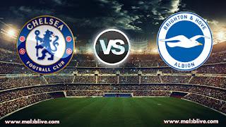 مشاهدة مباراة تشيلسي وبرايتون Chelsea Vs Brighton بث مباشر بتاريخ 26-12-2017 الدوري الانجليزي