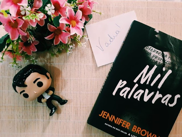[RESENHA #561] MIL PALAVRAS - JENNIFER BROWN