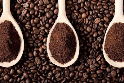 Café xay nguyên