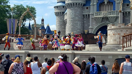 How We Made the Most of Disney World's Magic Kingdom in Just One Day: Part 1