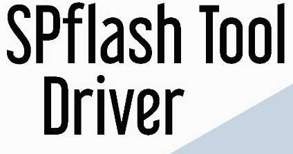 SP Flash Tool Driver auto installer