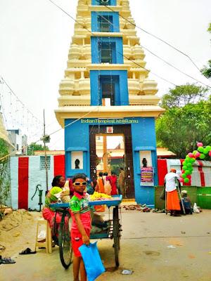 Tenali Temples- Venu Gopala Swamy Temple - Tenali