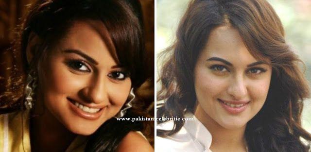 Javeria Abbasi Look Alike