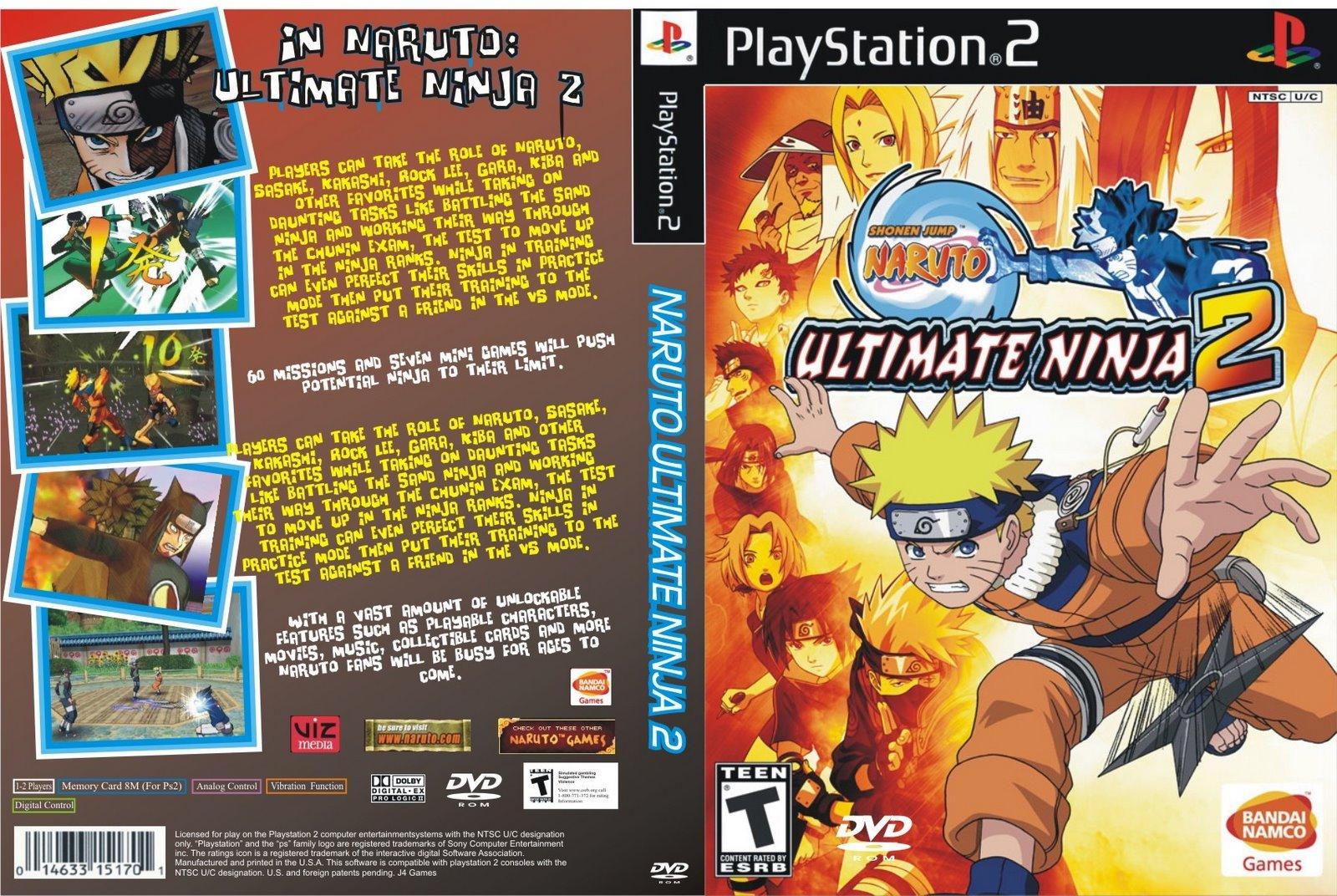 Naruto ninja 5
