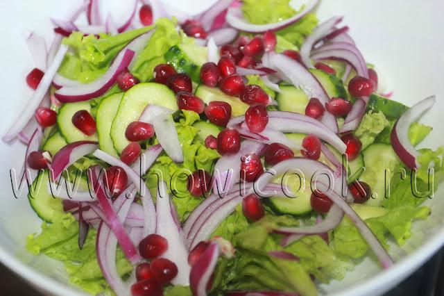 рецепт куриных кебабов с легким салатом с пошаговыми фото