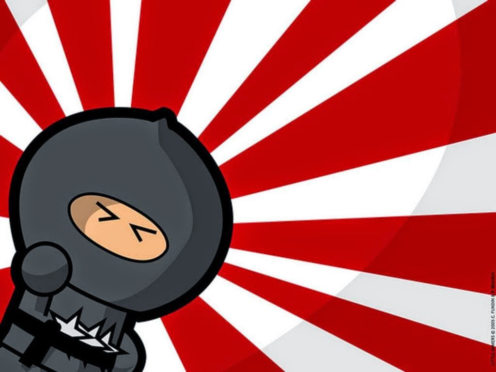 Cute Wallpaper With White Background Cartoon Ninja Wallpaper Cartoon Wallpaper
