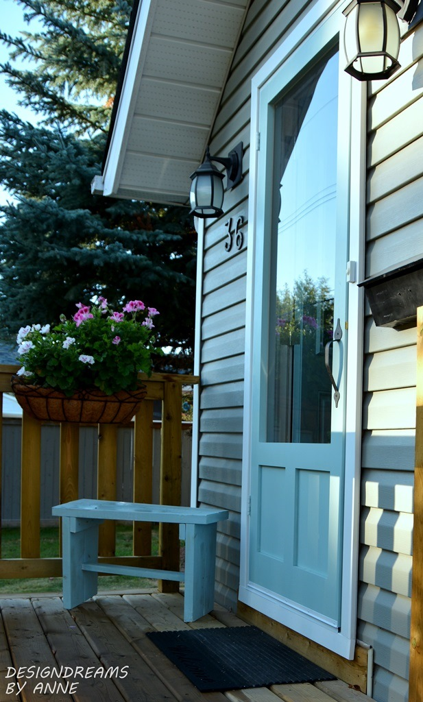 how to install front storm door 2