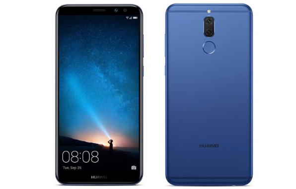 Huawei Mate 20 renders release web based flaunting waterdrop indent and triple back cameras