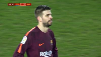 CDR-08 Espanyol 1 vs 0 Barcelona 17-01-2018