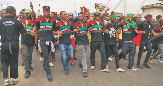 UK, France: no protests on IPOB, Radio Biafra