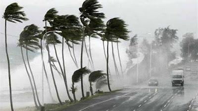 عاجل خلال الساعات القادمة| الأرصاد تحذر من تقلبات مفاجئة وعاصفة سرعتها 50 كم وأمطار على معظم الأنحاء