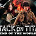 Shingeki No Kyojin Live Action Part 2 End of The World Subtitle Indonesia
