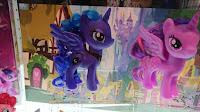 My Little Pony 2018 SDCC - Brushables