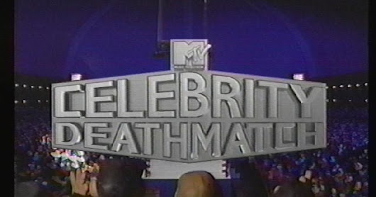 Tribute to Don Rickles...Celebrity Death Match style