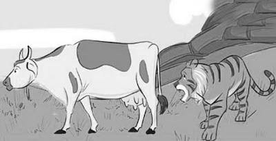 cow-and-tiger-moral-story