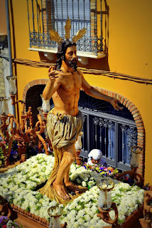 Resultado de imagen de Sagrada Resurreccion de Jesucristo de Badolatosa (Sevilla)