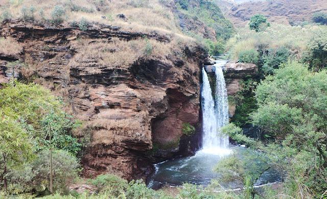 Cachoeira do Bigode Chinês, Ouro Preto, Minas Gerais.