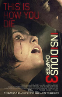Insidious Chapter 3 2015 movie Poster