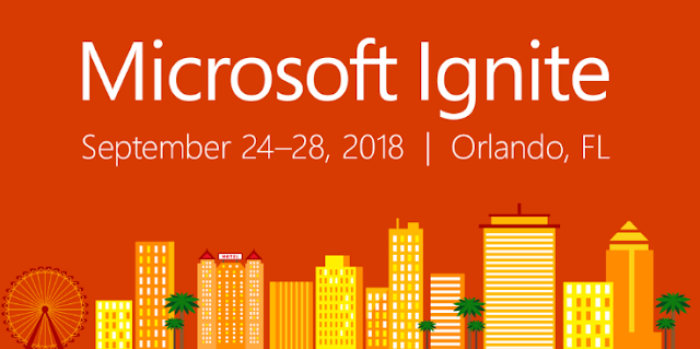Sessões do Microsoft Ignite 2018 para download