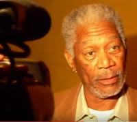 Morgan Freeman Virginia Film Festival 2006 Cosmic Voyage Rick Sincere