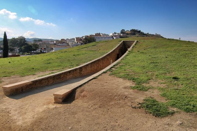 Túmulo del Dolmen de Viera
