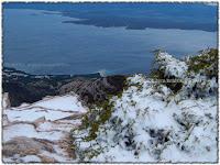 snijeg Vidova gora Bol Zlatni rat slike otok Brač Online