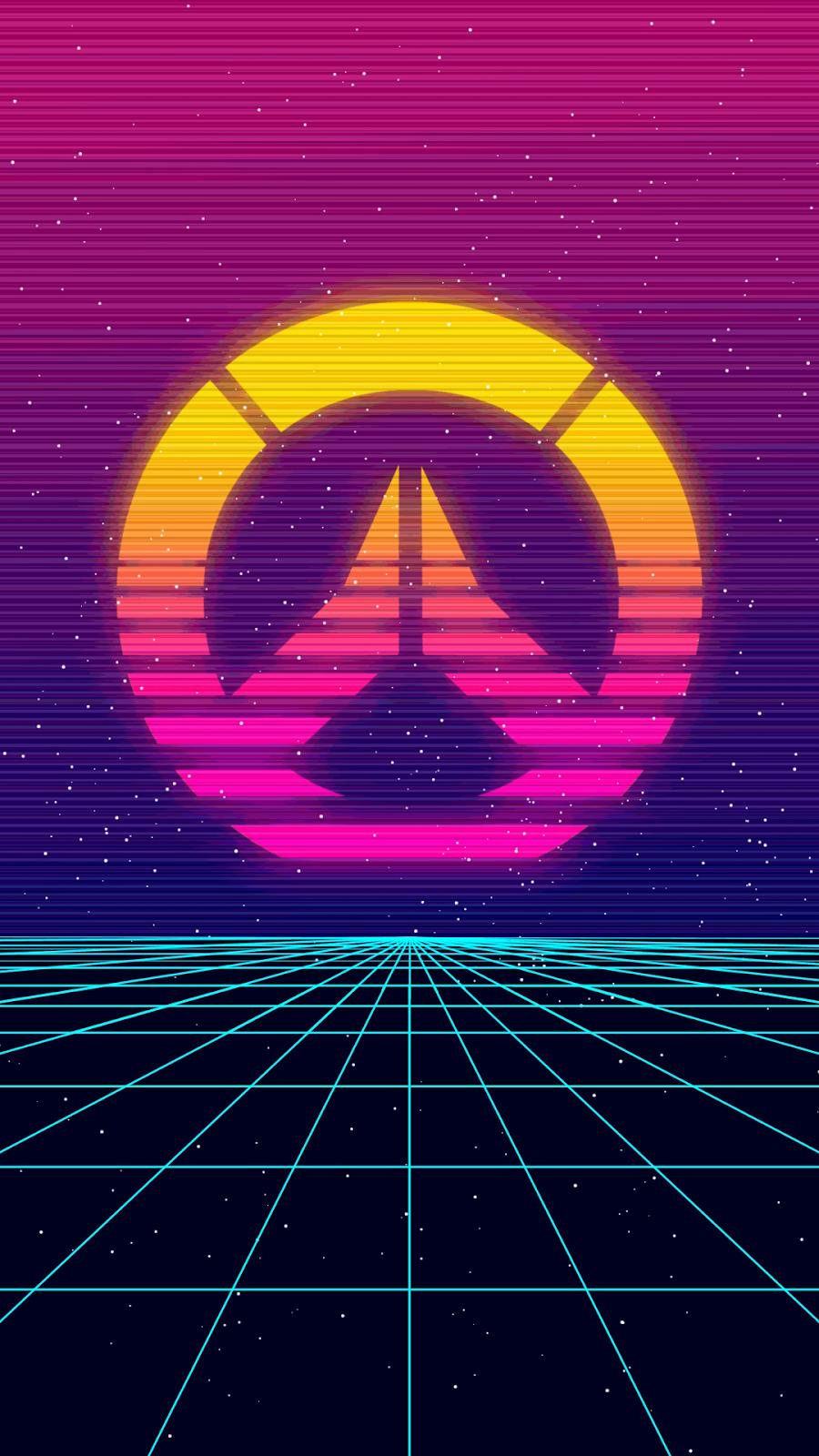 overwatch vaporwave