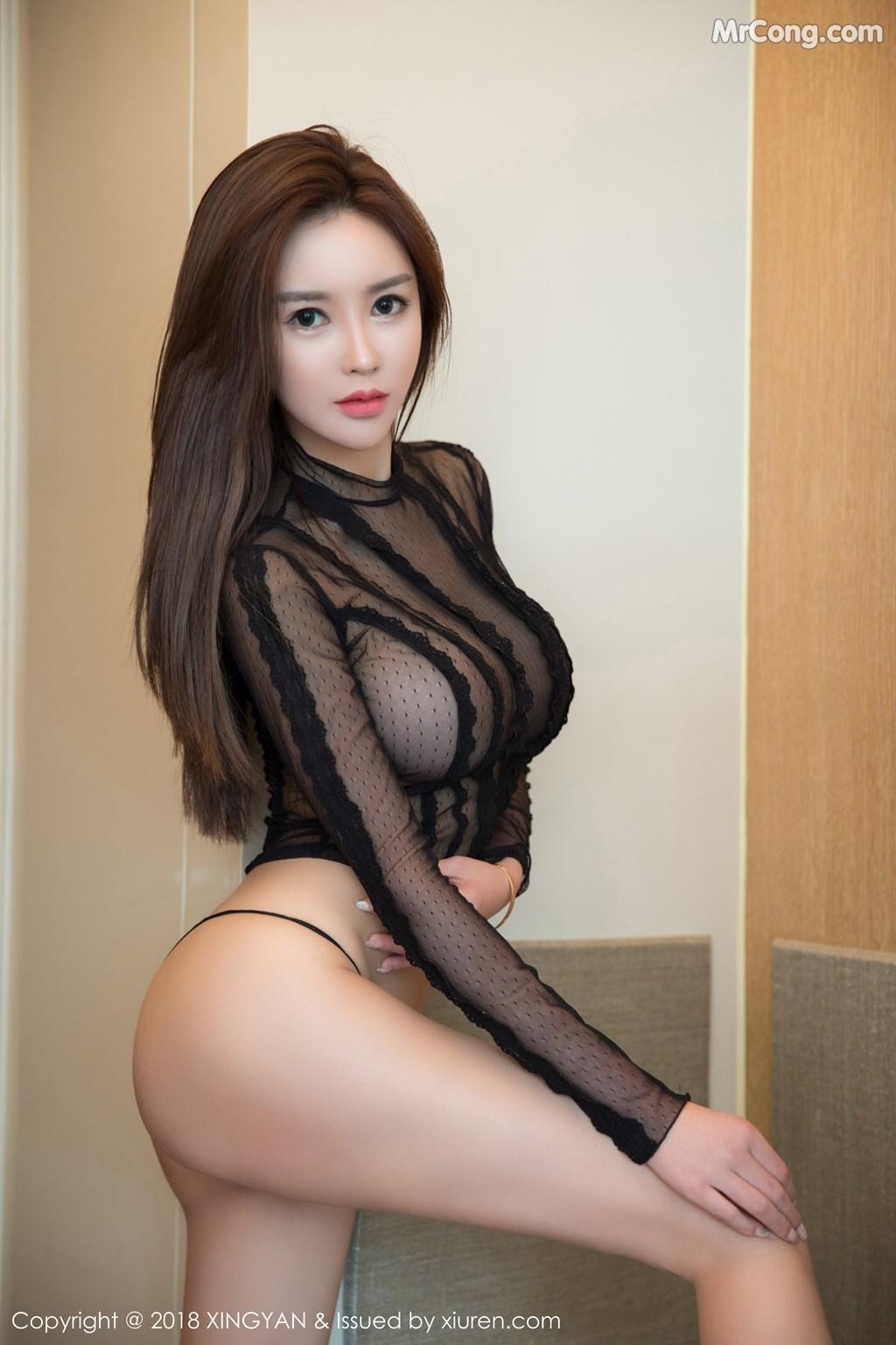 Image XingYan-Vol.089-Zhao-Xin-Yue-MrCong.com-006 in post XingYan Vol.089: Người mẫu Zhao Xin Yue (赵馨悦) (38 ảnh)