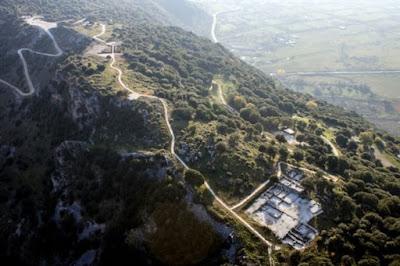Ιωάννινα: Επισκέψιμος ο αρχαιολογικός χώρος Καστρίτσας