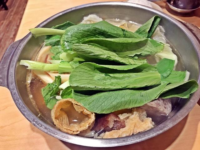 素食小火鍋