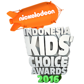 Nominasi dan Pemenang Indonesia Kids Choice Awards 2016