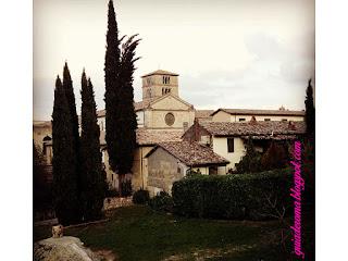 Abadia beneditina nos arredores de Roma, Farfa