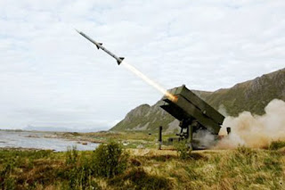 Sistem Pertahanan Rudal NASAMS