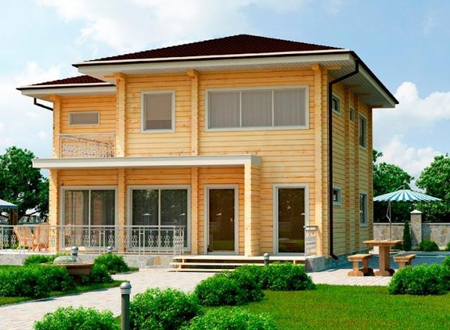 Купить дом бруса Крыму