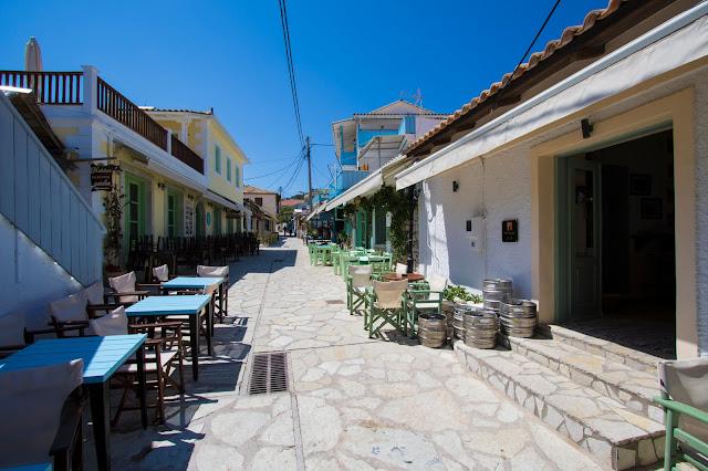 Agios Nikitas-Lefkada