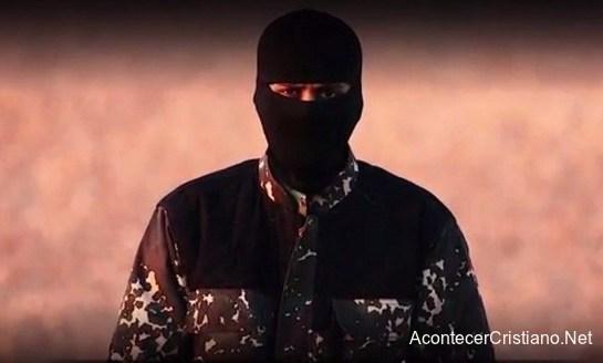 Terrorista del Estado Islámico se convierte a Cristo