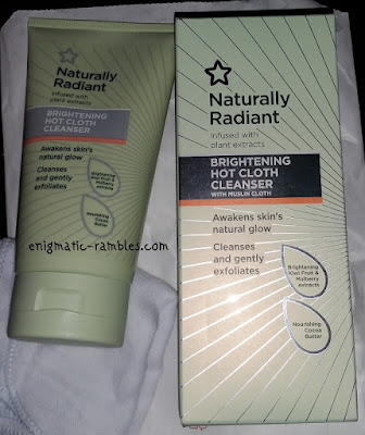 Review-Superdrug-Naturally-Radiant-Brightening-Hot-Cloth-Cleanser