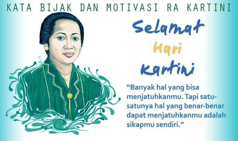 Kumpulan Kata Motivasi Bijak Ra Kartini Miraclewijaya Com