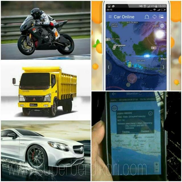 Manajemen Transportasi Angkutan Darat gps tracker