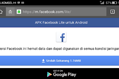 # Facebook Lite Apk | Download FB Lite Apk For Android Terbaru #