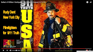 Firefighters for 9/11 Truth Rudy Dent / Rudy Vulcan