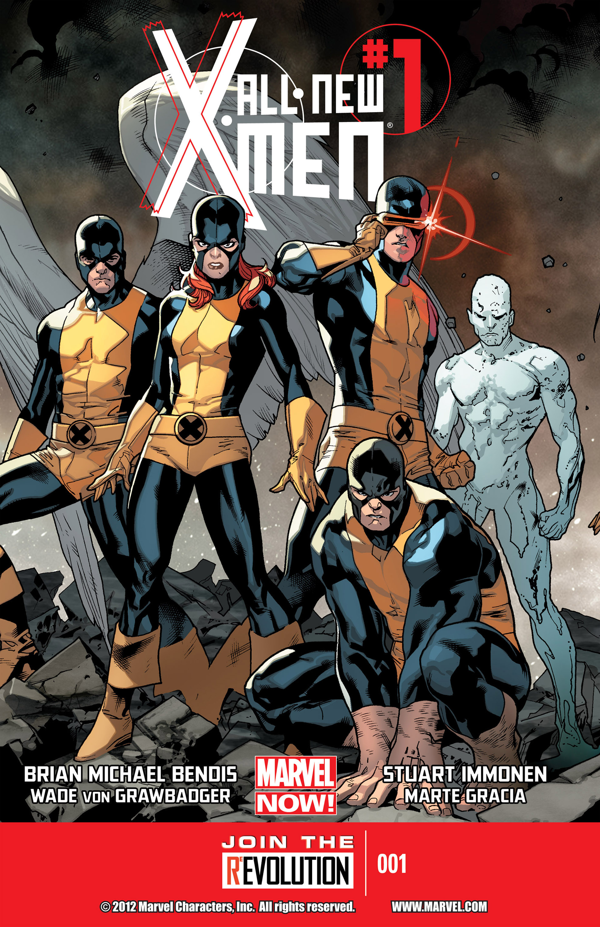 Read online All-New X-Men (2013) comic -  Issue #1 - 1