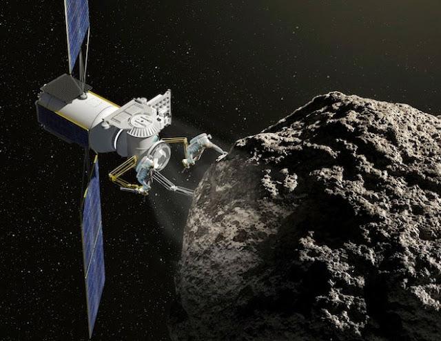 mineração de asteroides