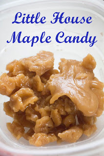 Little House Maple Candy