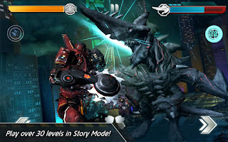 Game Android Terbaik 2016 Pacific Rim