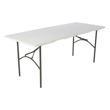 Rex and the bass lifetime 6 foot folding table review for 10 foot folding table